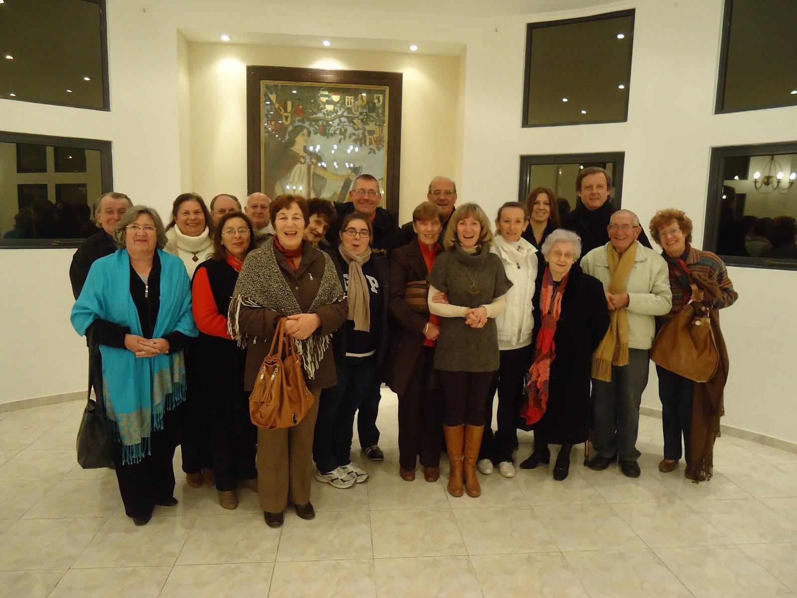 Nueva Comisión Asociación Suiza Guillermo Tell