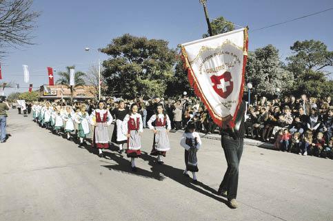 23° Fiesta Nacional del Folklore Suizo