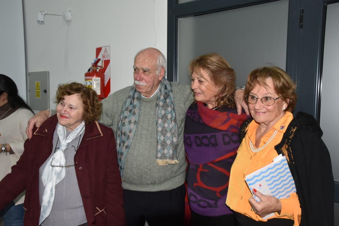 Presentación del libro «Centro Valesano de Paraná: El camino recorrido por una entidad nacida al calor de un reencuentro.»