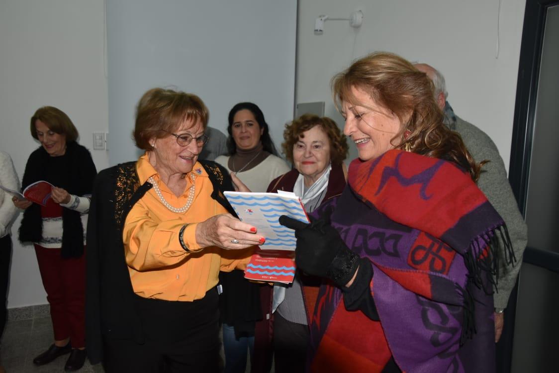 Presentación del libro Centro Valesano de Paraná