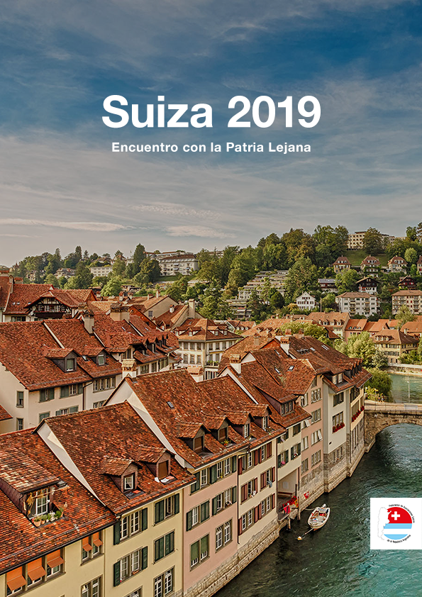 Viaje a Suiza 2020<br>Encuentro con la Patria Lejana